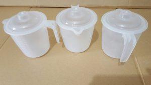 1l with lid Image 2 by Sahana Medical Enterprises