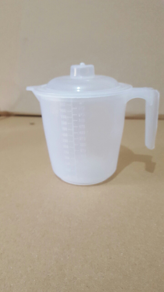 1l with lid Image 5 by Sahana Medical Enterprises