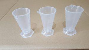 60ml Conical Measuring Cup by Sahana Medical Enterprises
