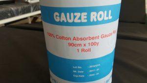 Gauze Roll by Sahana Medical Enterprises