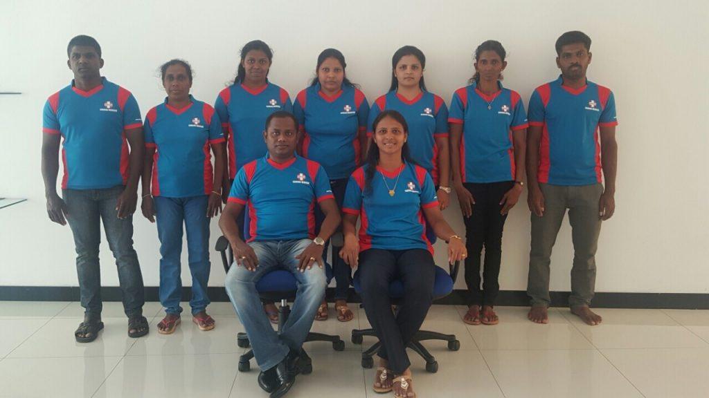 Sahana Crew