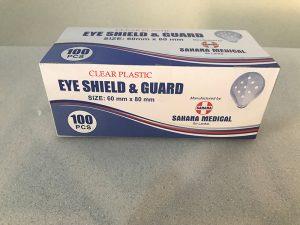 Eye Guard Box by Sahana Medical Enterprises