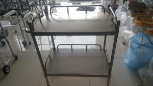 Instrument Trolly Image 1 by Sahana Medical Enterprises