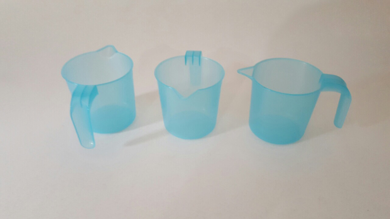 Measuring Cup 300ml Blue by Sahana Medical Enterprises
