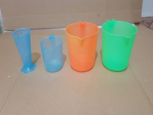 Measuring Cups by Sahana Medical Enterprises