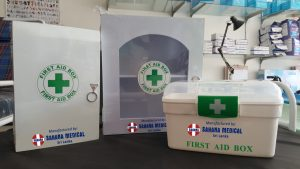 First Aid Box 2 by Sahana Medical Enterprises