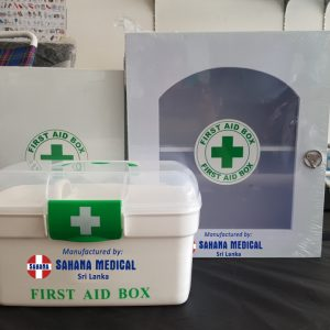 First Aid Box 3 by Sahana Medical Enterprises