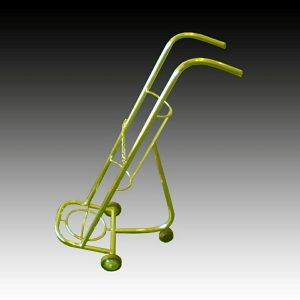 Oxygen Trolly by Sahana Medical Enterprises