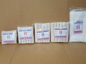 Surgical Bandage Image 3 by Sahana Medical Enterprises