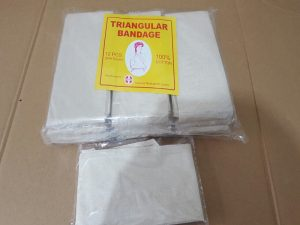 Triangular Bandages by Sahana Medical Enterprises