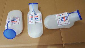 Urinal Male Image 2 by Sahana Medical Enterprises