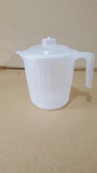 1l with lid Image 5 by Sahana Medical Enterprises