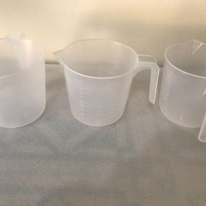 1000 milliliter(ml) Measuring Cup by Sahana Medical Enterprises
