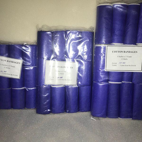 Cotton Bandage by Sahana Medical Enterprises