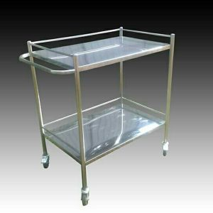 Instrument Trolly Image 2 by Sahana Medical Enterprises