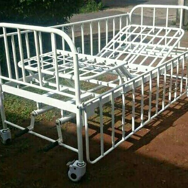 Three Function Bed Image 2 by Sahana Medical Enterprises